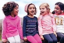 Layers to Love  ♥ / Grab a bold sweater, rugged cargos or cozy activewear for autumn adventures.  / by OshKosh B'gosh