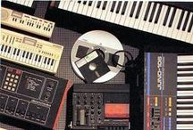 Synthesizers - Sintetizadores / The synthesizers are the most complete instruments that created humanity - Los sintetizadores son los instrumentos más completos que ha creado la humanidad