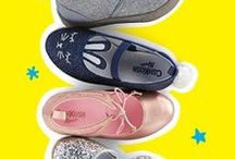 SHOES / Kids shoes and sandals designed to go anywhere (and everywhere!)