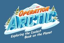 Operation Arctic Artwork / At Operation Arctic, kids will learn about the coolest Book on the planet -- the Bible!