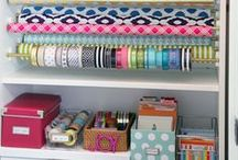 Organize It! Crafts/Wrapping