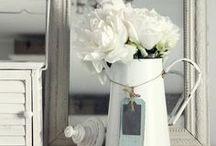 simply WHITE / White Inspiration - Home Decor & More