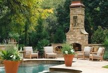 Outdoor Lust / Fabulous designs for the outdoors...