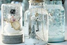 Holiday ℒℴѵℯ - Christmas ♥ / I absolutely ℒℴѵℯ the Christmas Season. These are some of the ideas that inspire me!!!