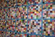 Quilting Gallery - My Blog and Quilts / Quilting Gallery is where I host my blog and show my quilts in progress, finished quilts and share other quilting FUN stuff. / by Michele Foster