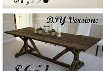 DIY Furniture & Other Projects