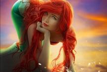 Mermaids / by Rhonda Moss