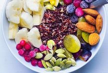 Vegan, Raw, &/or Whole~Breakfasts / Weekday breakfasts, made from healthy, whole ingredients / by Selena La'Chelle