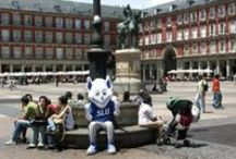 Billiken Sightings / Photos of the Billiken all around the world. Show us where you've spotted him! / by Saint Louis University Madrid