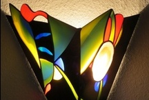 Mysterious Forest / A new series of wall lights