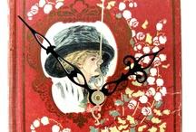 SHOP // Vintage Book Clocks / by Vintage Book Clocks