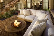 Outdoor Living Spaces / Great outdoor living spaces / by Deirdre Monique Austin