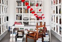 Libraries / by Architectural Digest