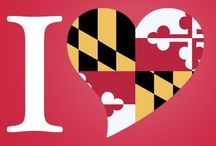 Maryland. My Maryland / All things Maryland. From lighthouses to movies. / by Theresa Kissinger