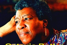 Octavia Butler My Favorite Sci-Fi Author / Quotes ~ Articles ~ Etc. / by Rhonda Moss