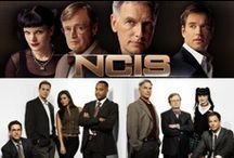 Television-NCIS / This started as the spin-off of JAG in 2003 and stars Mark Harmon, still one of Hollywood's sexiest men alive, even at nearly 62! ;) / by Nancy Elsworth