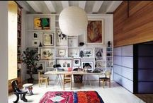 Gallery Walls / Inspiring gallery-style art arrangements to suit every style