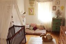 Babeski - nursery inspiration / Items and looks for designing a nursery nook or space. / by amy baranski