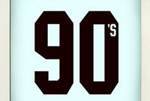 The *90's* Remembered / by Nancy Elsworth
