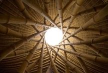 1. Architecture: Bamboo / by Misha Kmps