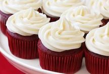 Cupcakes: Red Velvet / by Pamela Roudybush
