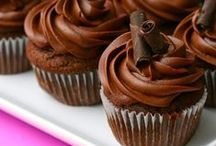 Cupcakes: Chocolate / by Pamela Roudybush