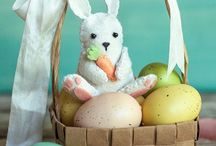Easter it is