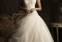 Wedding Dresses and Bride Attire