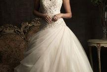 Wedding Dresses and Bride Attire