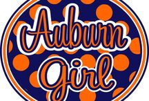 Auburn girls and all their football fun / This Auburn board is for all my Auburn girls to come and post all things Auburn! Clothes, food, jewelry, crafts, party ideas and any Auburn fun!!  / by Nancy Bradford