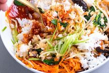 vegan recepten Aziatisch / Asia vegan recipes
