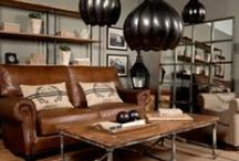 Living Room Reno / by Laura Pole-Tree