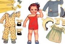 Enfant - Coloriages et découpages
