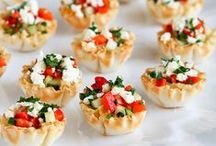Appetizers & Hors D'Oeuvre Recipes / This board is filled with delicious appetizer recipes from some of my favorite blogs around the web.  Thanks for stopping by! -- Dara / by Cookin' Canuck | Healthy Recipes