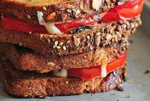 Sandwich & Panini Recipes / This board is filled with delicious sandwich and panini recipes from some of my favorite blogs around the web.  Thanks for stopping by! -- Dara / by Cookin' Canuck | Healthy Recipes
