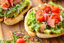 Pizza Pizza! / This board is filled with delicious pizza recipes, sweet and savory, from some of my favorite blogs around the web.  Thanks for stopping by! -- Dara / by Cookin' Canuck | Healthy Recipes