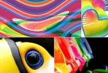 Creative Art Collages / Creativo/  Colores / Art collages for some inspiration to your eyes / by Ƹ̴Ӂ̴Ʒ Mi Caminar Ƹ̴Ӂ̴Ʒ