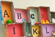 Enfants - Apprentissages - Lettres