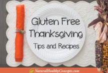 Gluten-Free Thanksgiving Treats