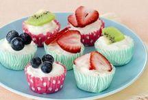 Fruit Food Ideas