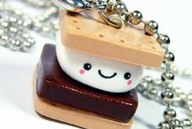 Polymer Clay Ideas / Kawaii Town