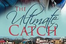 The Ultimate Catch / Inspirations for my Contemporary Romance The Ultimate Catch  Jolanda is willing to do whatever it takes, even face off against the Bering Sea, to raise the money for a balloon payment on her father's house. She challenges Keller and wins a bet to get on the recently inherited crab fishing boat, forcing the young captain to buck tradition and superstition. Will his season be doomed or will he end up with the ultimate catch?  Due for release August 2014