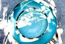 Silver Swell Pottery / Handmade pottery inspired by the sea. www.silverswell.com