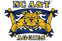 A&T Aggie Pride / Blue & Gold