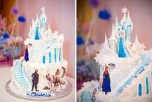 Birthday / Birthday cake ideas / by Laura Pole-Tree