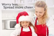 Worry Less, Spread More Cheer!