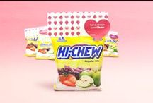 Valentine's Day / Love is spelled H-I-C-H-E-W!