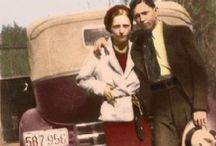 *Bonnie and Clyde* / by 💝ᗰᗩᑎᗪY G GᑌIᒪᒪOᖇY💝