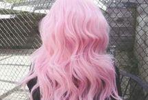 CHEVEUX. / Beautiful hair, braids, buns, hair care and accessories.