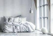 INTERIORS : BEDROOM